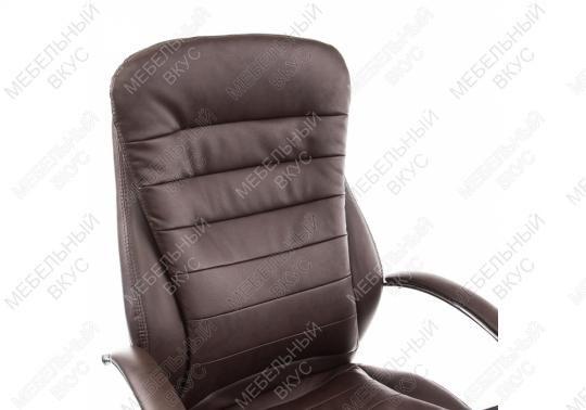 Компьютерное кресло Tomar коричневое-4