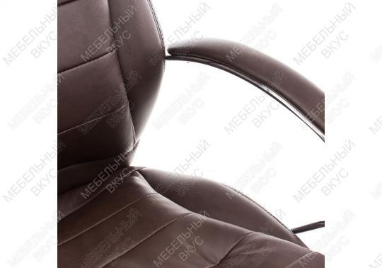 Компьютерное кресло Tomar коричневое-3