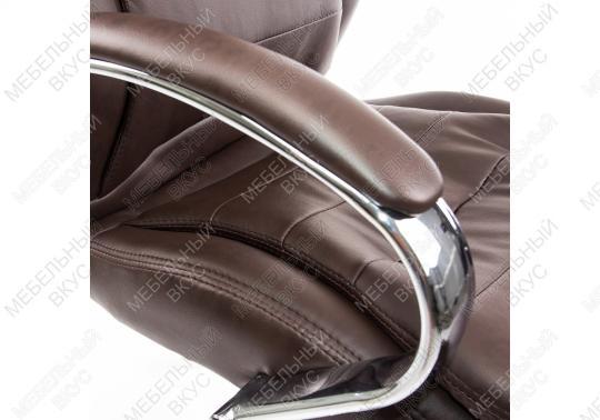 Компьютерное кресло Tomar коричневое-1