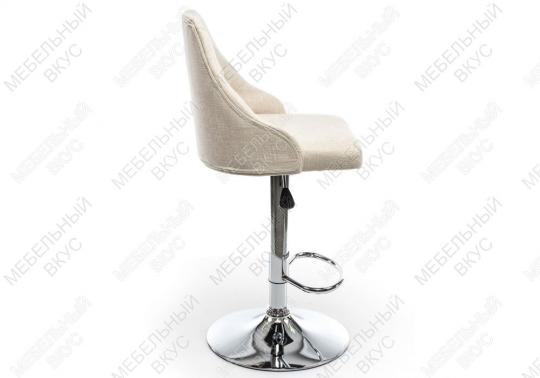 Барный стул Laguna cream fabric-4