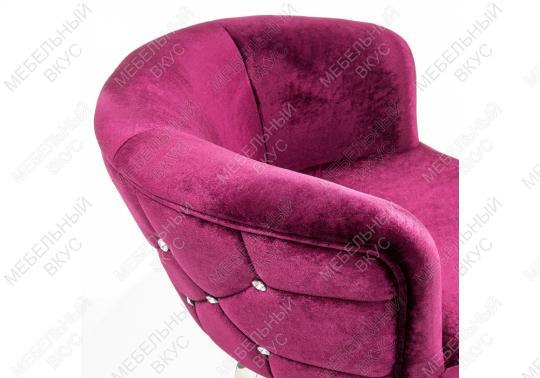 Кресло Kvinn розовое-5