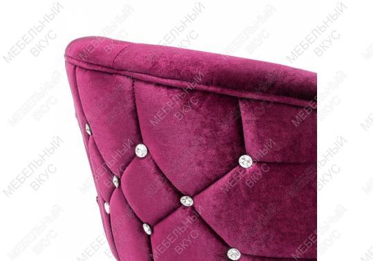 Кресло Kvinn розовое-2