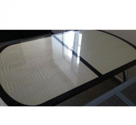 Стол МС стандарт с экокожей-1