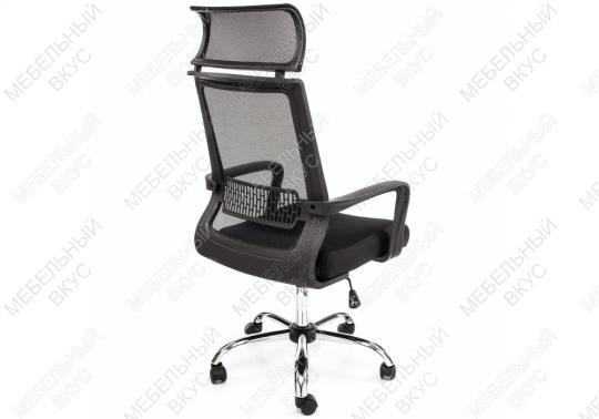 Компьютерное кресло Lion черный-8