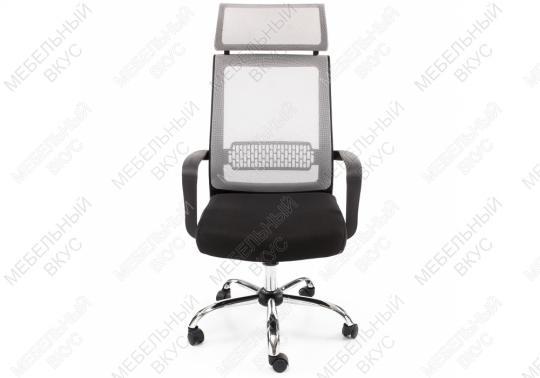 Компьютерное кресло Lion серое-10