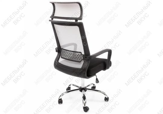 Компьютерное кресло Lion серое-8