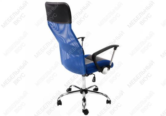 Компьютерное кресло Arano синее-8