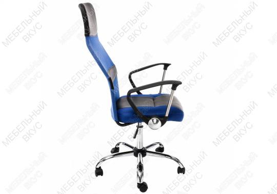 Компьютерное кресло Arano синее-7