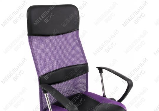 Компьютерное кресло Arano фиолетовое-4