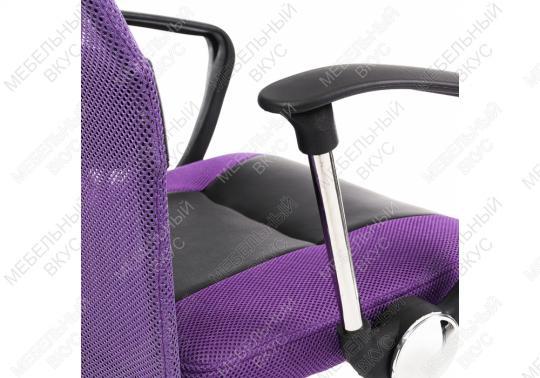 Компьютерное кресло Arano фиолетовое-2