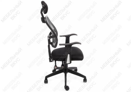Компьютерное кресло Lody серое-8