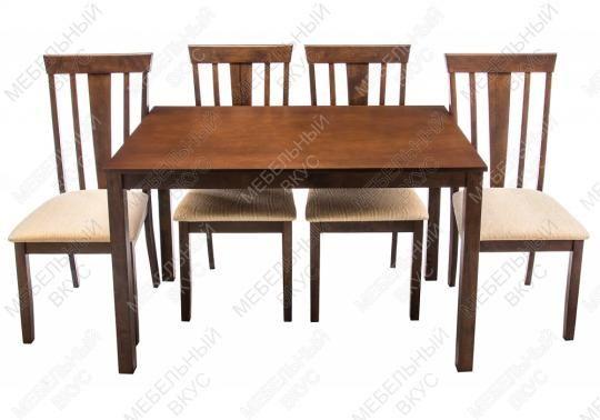 Обеденная группа Nogaro (стол и 4 стула)-9