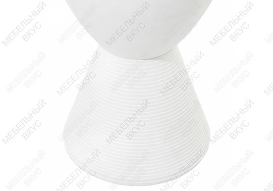 Табурет Button белый-2