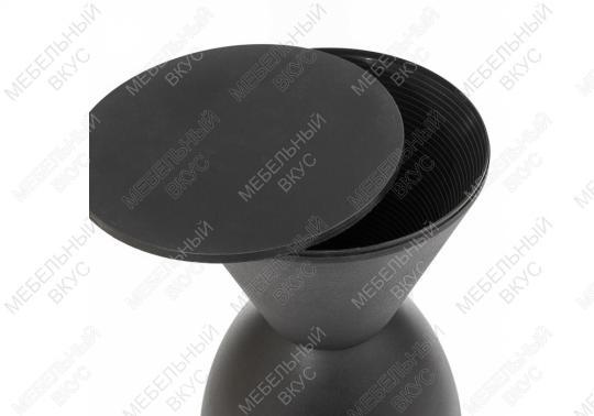 Табурет Button черный-1