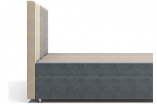 Кровать Скала Box Spring (с матрасом)-4