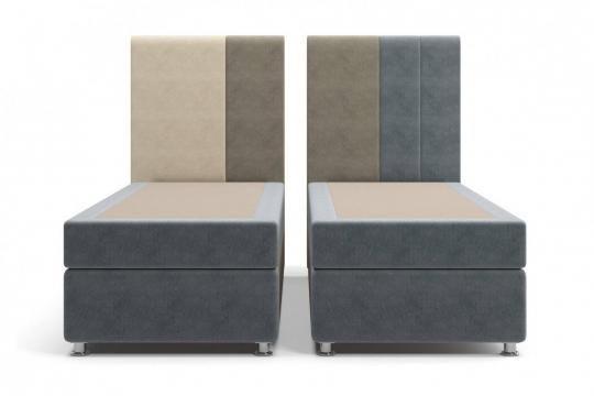 Кровать Скала Box Spring (с матрасом)-1