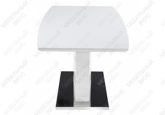 Стол раскладной Arika белый-4