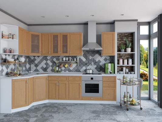 Кухня Шале (Real Oak)-2