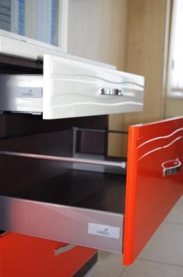 Кухня Оранж-9
