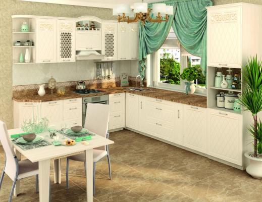 Кухня Тиффани-1