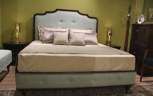 Спальня Oscar, цвет Шоколад-1