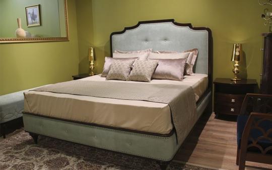Спальня Oscar, цвет Шоколад-4
