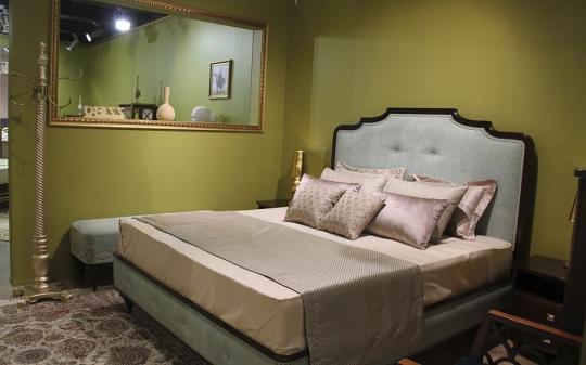 Спальня Oscar, цвет Шоколад-7