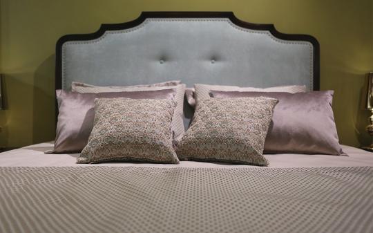 Спальня Oscar, цвет Шоколад-8