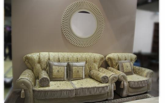 Комплект мягкой мебели Versal-7