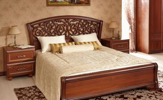 Спальня Александрия Орех-7