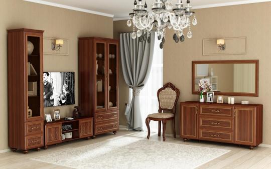 Гостиная Александрия Орех-5