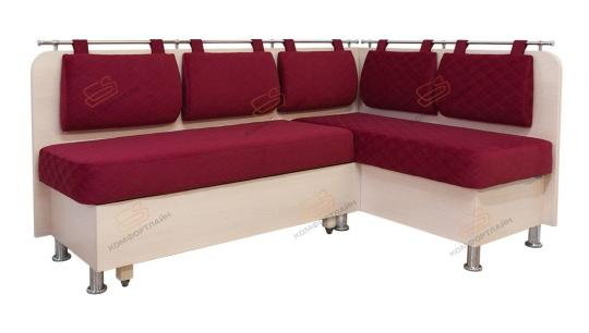Кухонный угловой диван Сюрприз со спальным местом-6