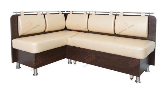 Кухонный угловой диван Сюрприз со спальным местом-7