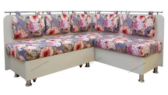 Кухонный угловой диван Сюрприз со спальным местом-9