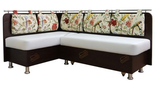 Кухонный угловой диван Сюрприз со спальным местом-10
