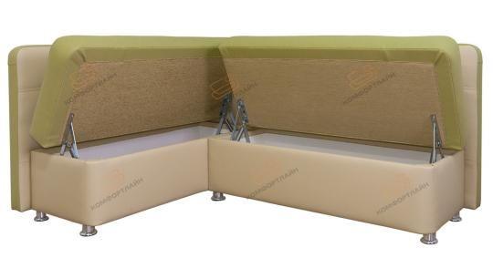 Кухонный угловой диван Токио с ящиками-1