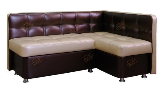 Кухонный угловой диван Токио с ящиками-3