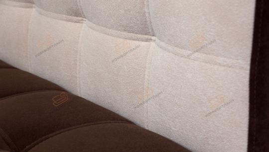 Угловой кухонный диван Токио со спальным местом-3