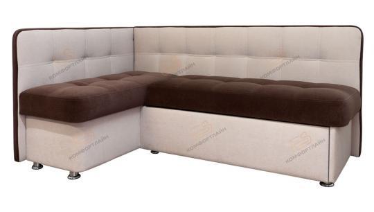 Угловой кухонный диван Токио со спальным местом-5