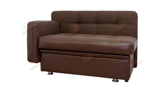Кухонный диван Фокус прямой с 1 подлокотником-4