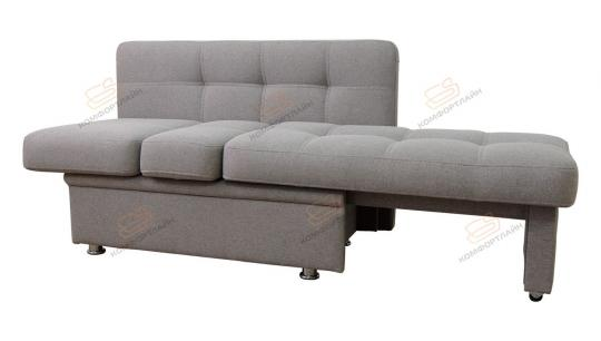 Кухонный диван Фокус прямой с 1 подлокотником-5