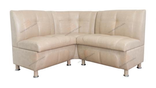 Кухонный угловой диван СЕНАТОР с ящиками-1