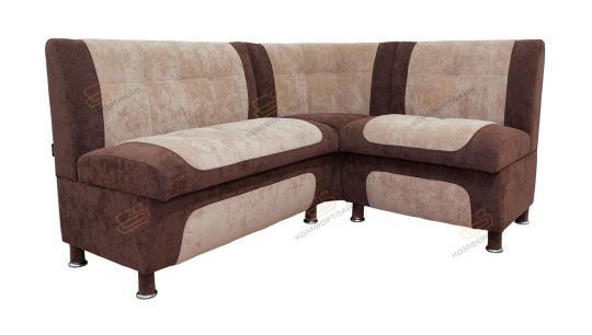 Кухонный угловой диван СЕНАТОР с ящиками-7