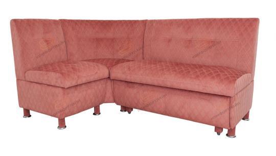 Угловой диван Сенатор со спальным местом-1