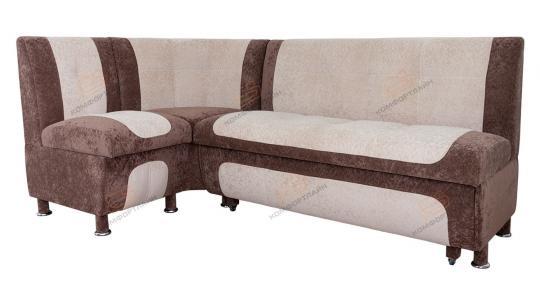Угловой диван Сенатор со спальным местом-6