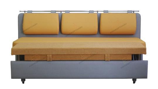 Кухонный диван Метро со спальным местом дельфин-1