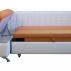 Кухонный угловой диван Фреш со спальным местом -2