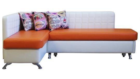 Кухонный угловой диван Фреш со спальным местом -3