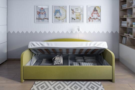 Кровать UNO-3