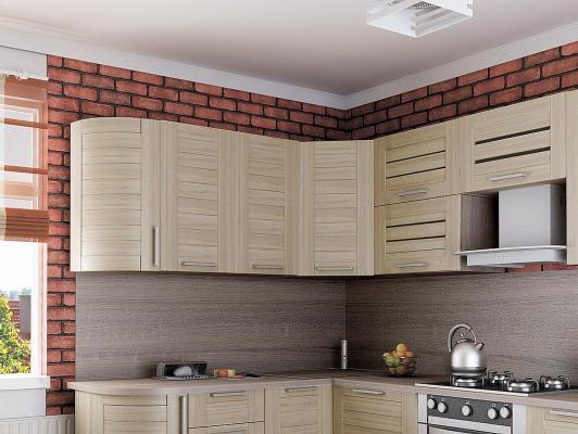 Кухня Анастасия Сонома-4